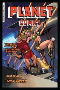 PLANET COMICS #66: