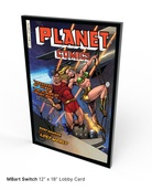 PLANET COMICS #66: HEROISM MIRRORED