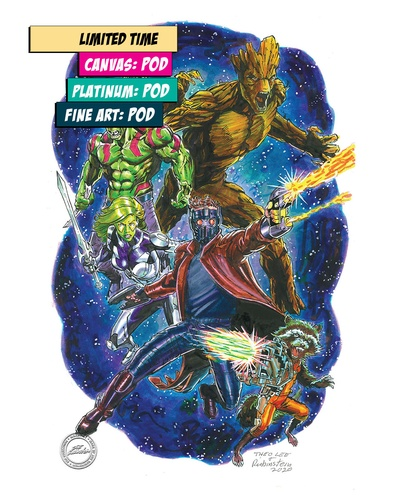 GUARDIANS OF THE GALAXY: IN STYLE