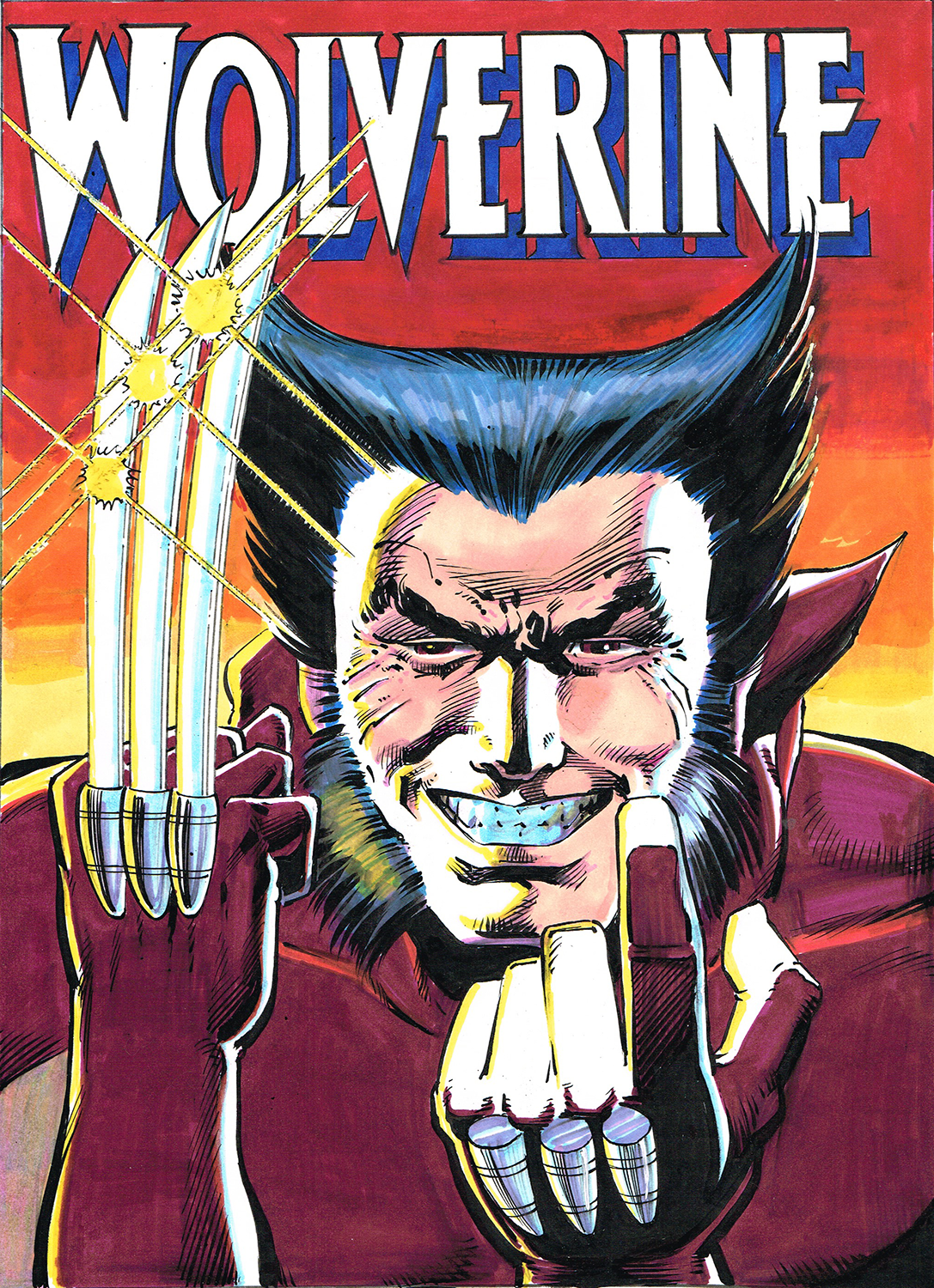 Recreation: Wolverine #1